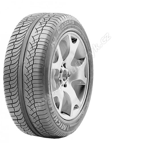 Letní pneumatika MICHELIN 235/65R17 108V 4X4 DIAMARIS XL N0
